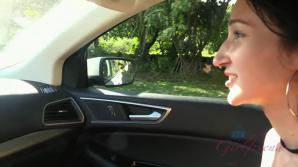 You check out the island and fuck Carmen in the car.